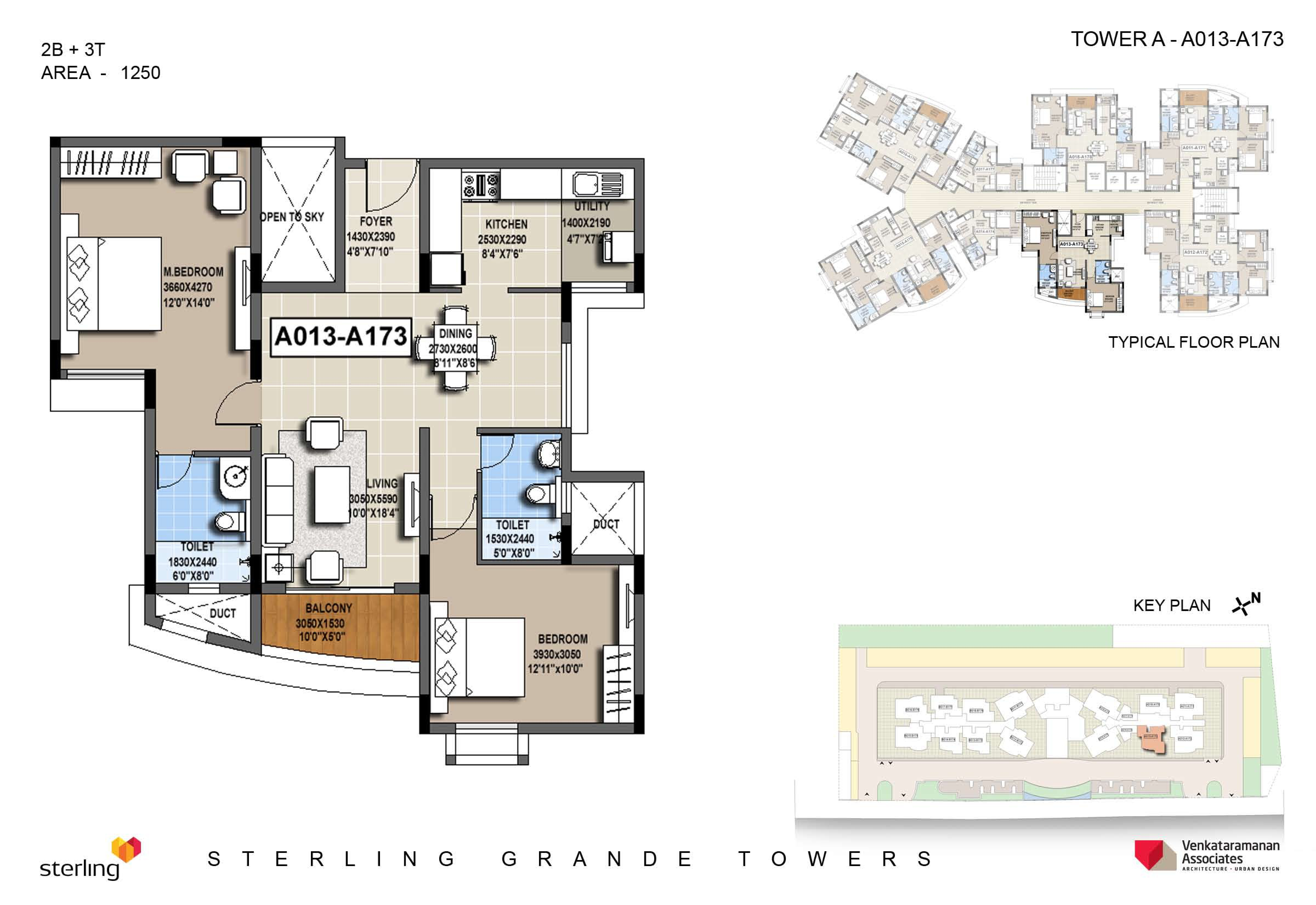 Sterling grande towers location price reviews for Sterling plan